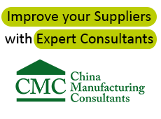 Manufacturing Consultants in China