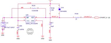 PCB schematic