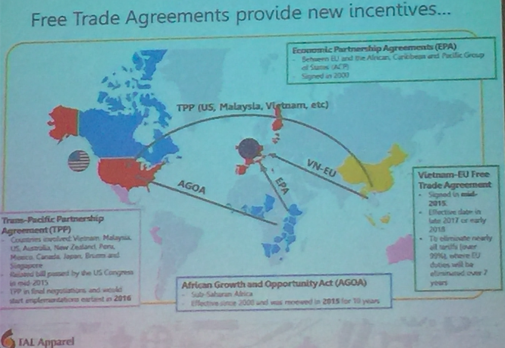 Should Free Trade Agreements Guide Your Sourcing Strategy