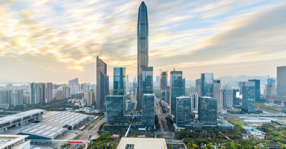 Shenzhen: Best City in China for Manufacturing IoT Products