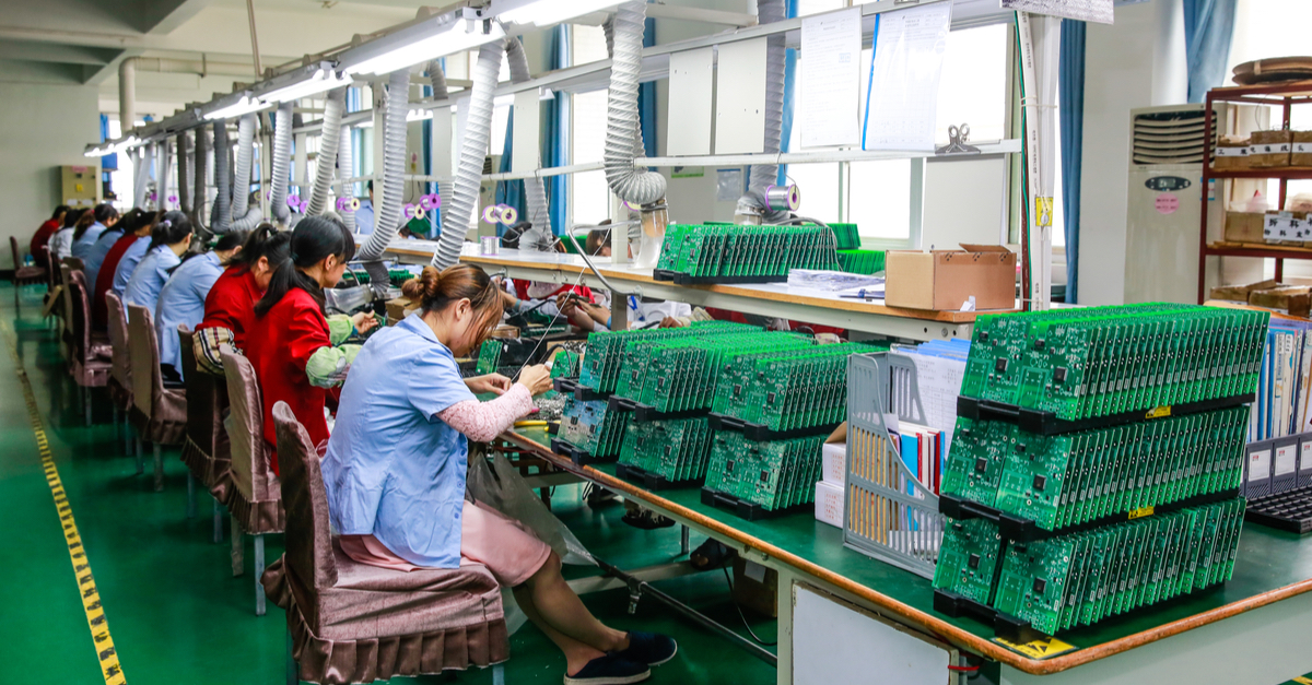 Is There a Future for Manufacturing in China?