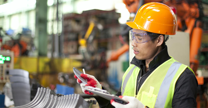 The different types of sampling plans for QC inspections