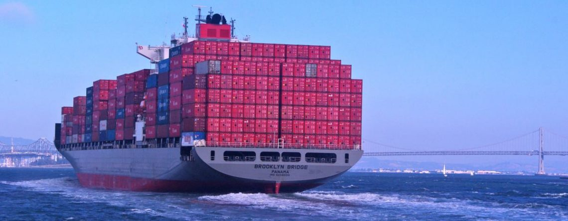 Avoiding Mold on Imported Products Shipped in an Ocean Container