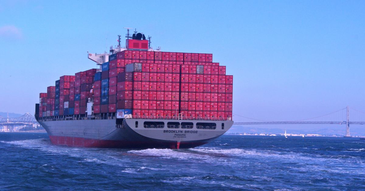 Avoiding Mold on Imported Products Shipped in Ocean Containers