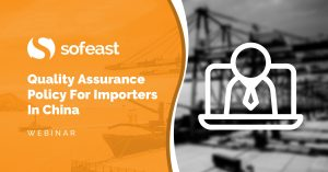 Quality Assurance Policy For Importers In China