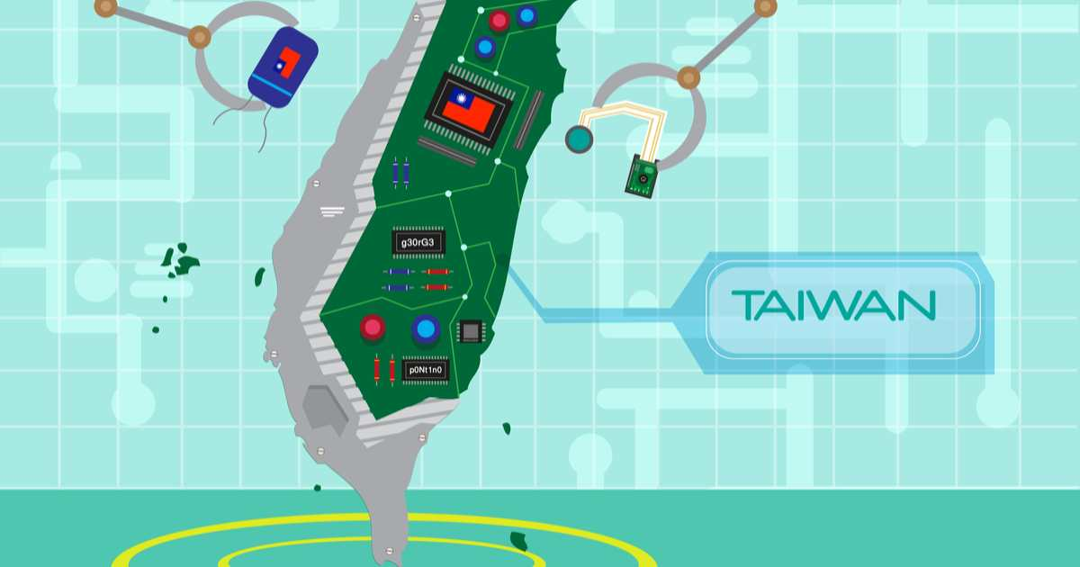 Manufacturing Electronics in Taiwan: an Alternative to China