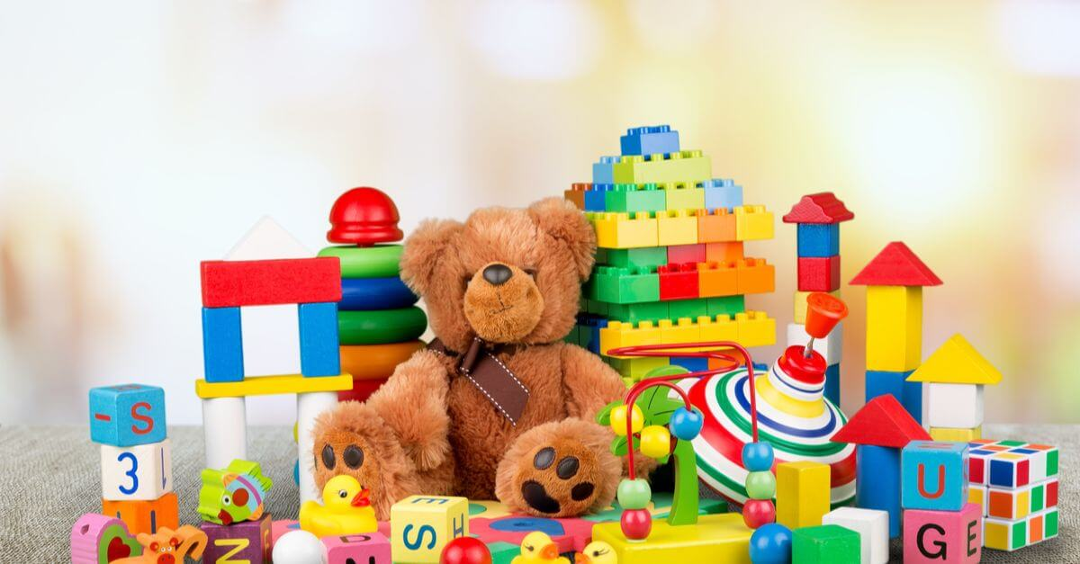 CPSIA for toys and products for children