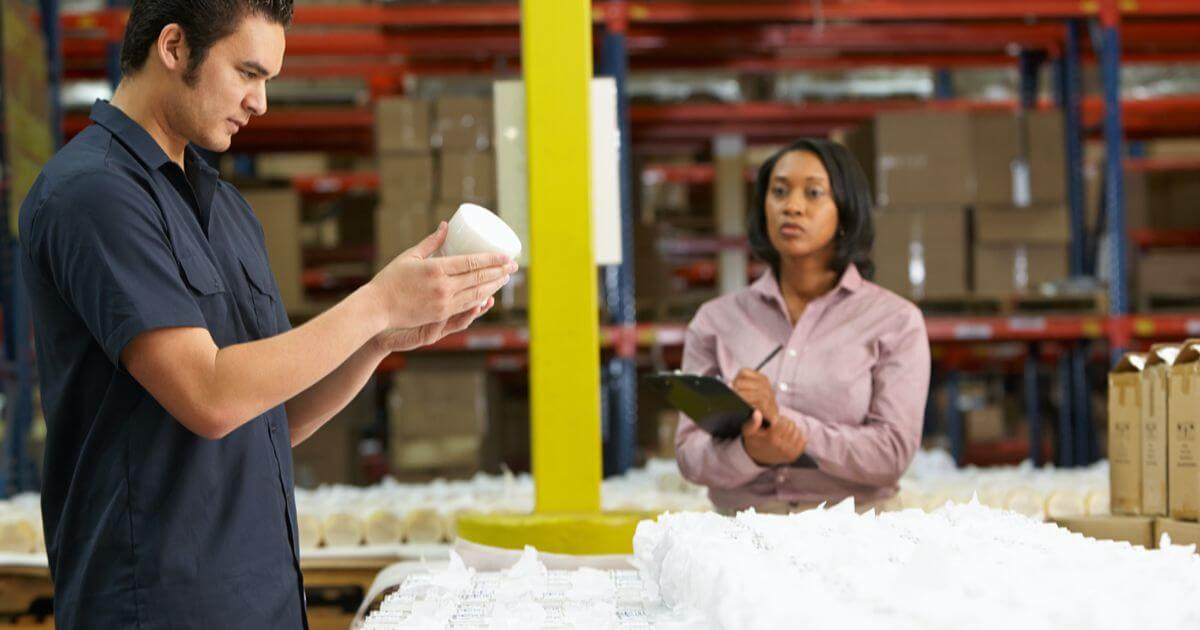 How to set up a Receiving Inspection: Checklist, Procedure, Reporting form