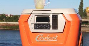 coolest cooler hardware startup
