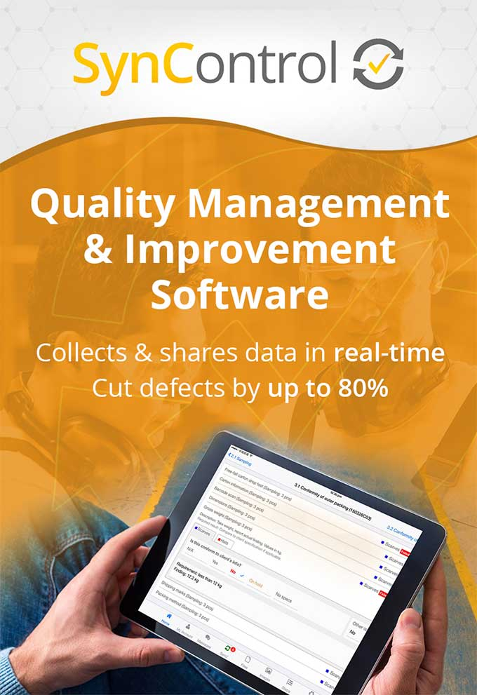 SynControl Quality Management & Improvement Software