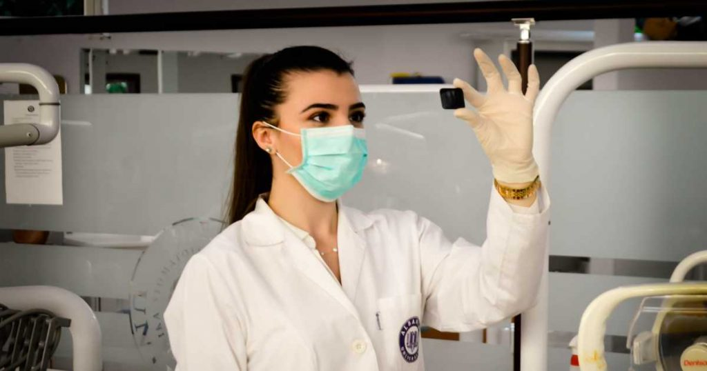 3-ply surgical mask ppe
