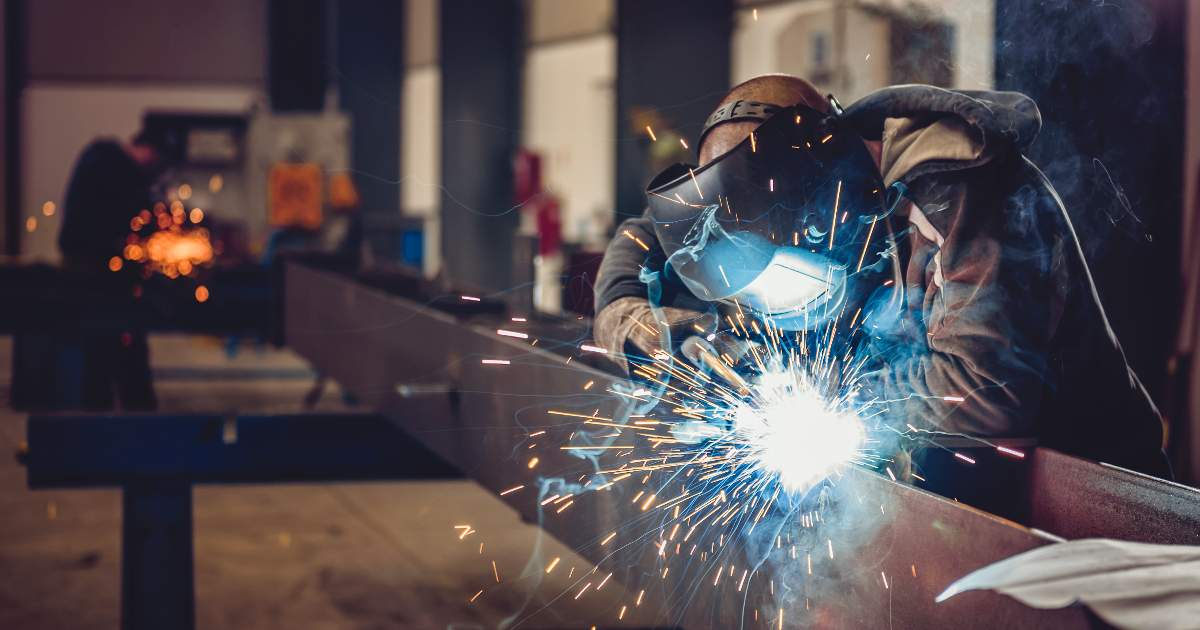 All the Basics About the Metal Welding Process