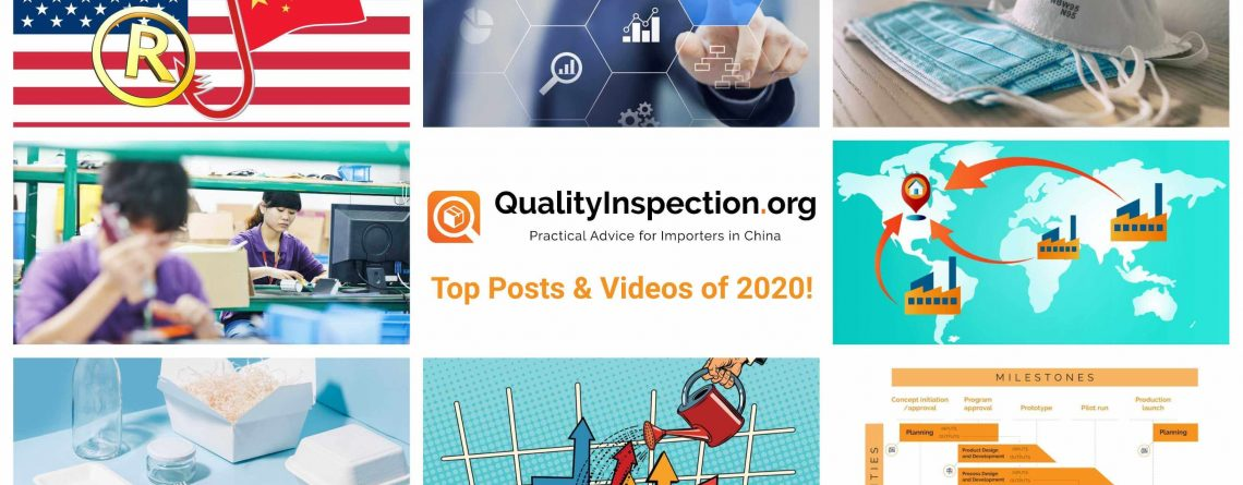 QualityInspection.org's Top Blog Posts & Videos Of 2020