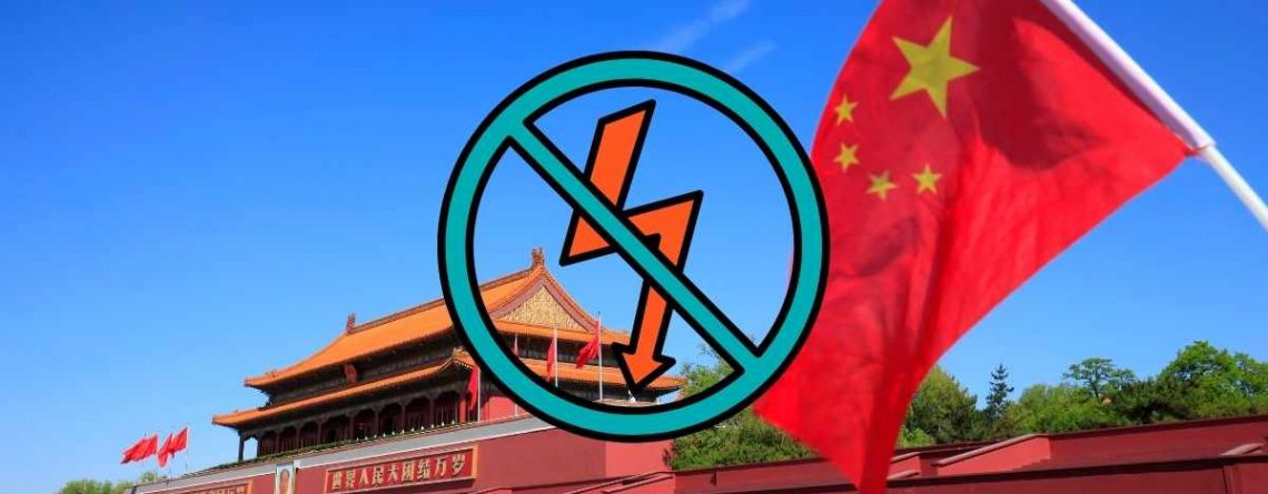 China Power Cuts In Late 2021. Will Your Supply Chain Be Affected? [Podcast]